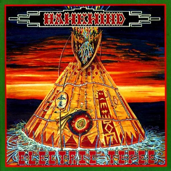 Hawkwind Hawkwind - Electric Tepee (2 Lp, Colour) hawkwind hawkwind the chronicle of the black sword