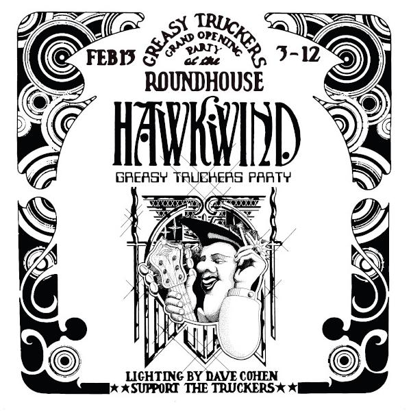 Hawkwind - Greasy Truckers Party (limited, 2 Lp, 180 Gr)