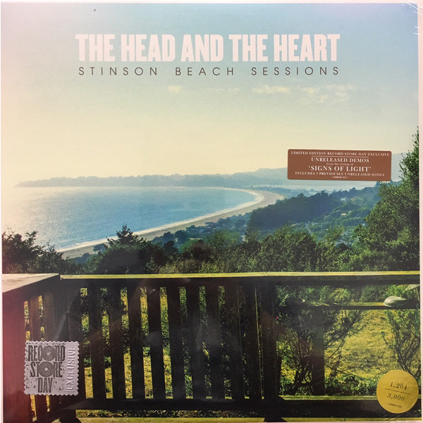 Head And The Heart Head And The Heart - Stinson Beach Sessions mysterious green head heart bracelet