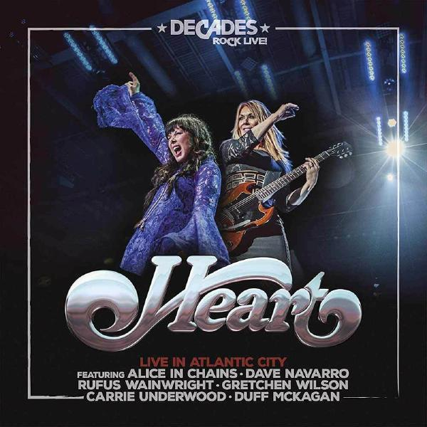 HEART - Live In Atlantic City (2 LP)