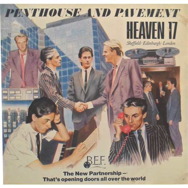 Heaven 17 Heaven 17 - Penthouse And Pavement water heaven 10