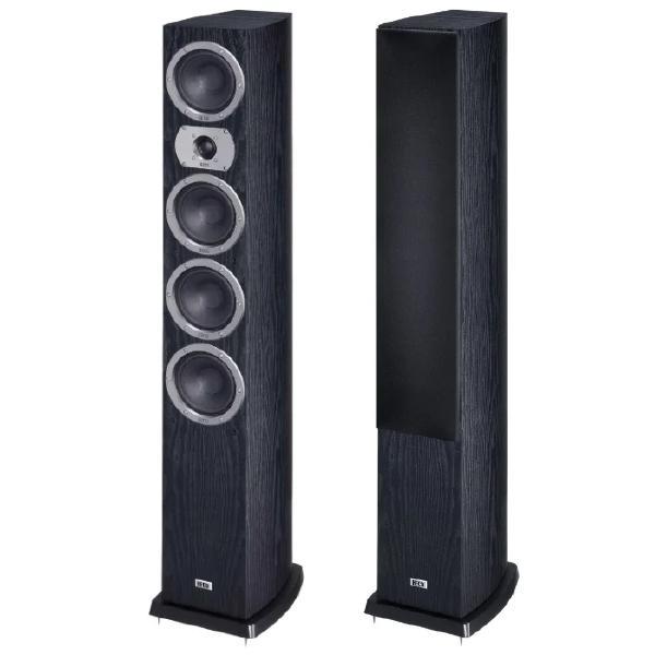 лучшая цена Напольная акустика Heco Victa Prime 602 Black (уценённый товар)