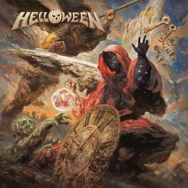 Helloween Helloween - Helloween (limited, Colour Gold, 2 LP) helloween helloween dark ride 2 lp