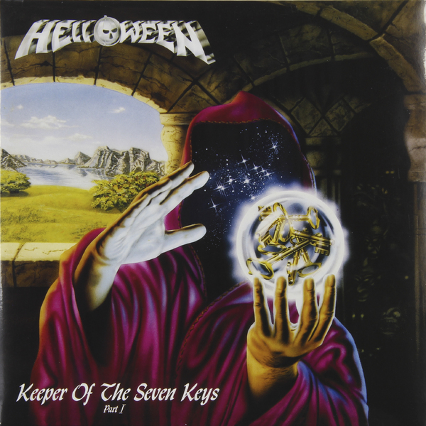 Helloween Helloween - Keeper Of The Seven Keys (part 1) keeper of the doves