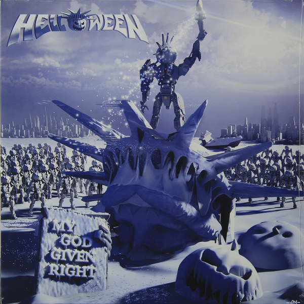 Helloween - My God-given Right (2 LP)