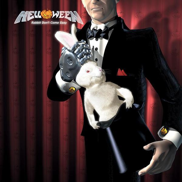 Helloween Helloween - Rabbit Don't Come Easy (2 LP) helloween madrid