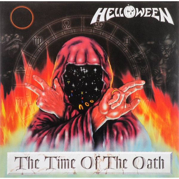 Helloween Helloween - Time Of The Oath