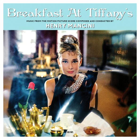 Саундтрек - Breakfast At Tiffanys (180 Gr, Colour)