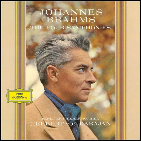 Brahms BrahmsHerbert Von Karajan - : Four Symphonies (4 LP)