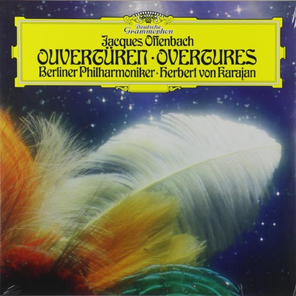 Offenbach OffenbachHerbert Von Karajan - : Overtures