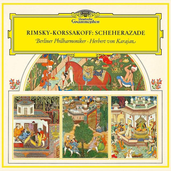 Rimsky-korsakov Rimsky-korsakovHerbert Von Karajan - : Scheherazade