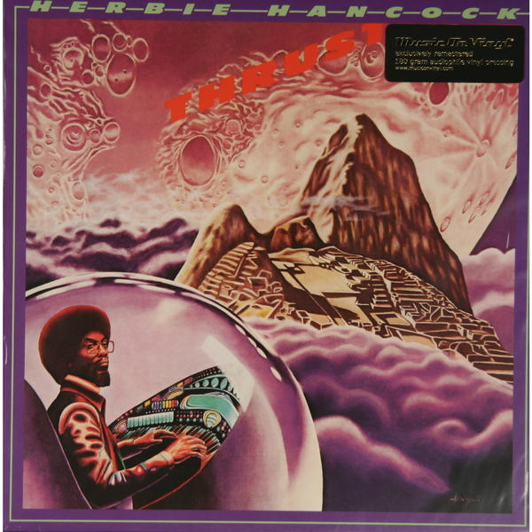 цена Herbie Hancock Herbie Hancock - Thrust (180 Gr, Remastered)