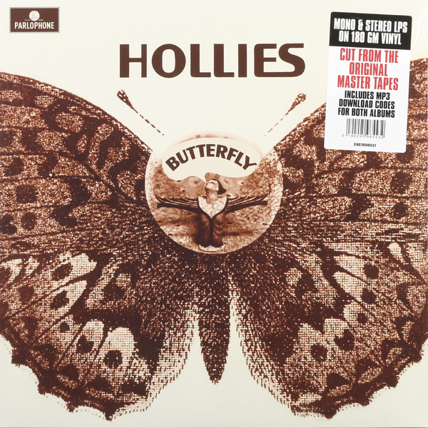 Hollies Hollies - Butterfly (2 LP) rebekka bakken rebekka bakken most personal 2 lp