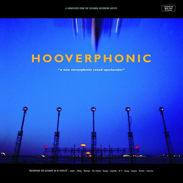 цена на Hooverphonic Hooverphonic - A New Stereophonic Sound Spectacular
