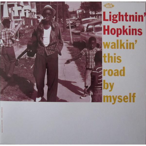 Lightnin' Hopkins Lightnin' Hopkins - Walkin' This Road By Myself vintage lace insert halloween pin up dress