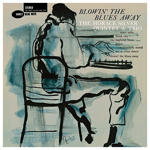 Horace Silver Horace Silver - Blowin' The Blues Away fletcher horace the new glutton or epicure