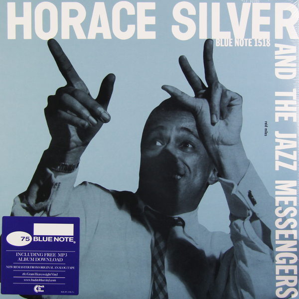 Horace Silver Horace Silver - Horace Silver And The Jazz Messengers (180 Gr) fletcher horace the new glutton or epicure