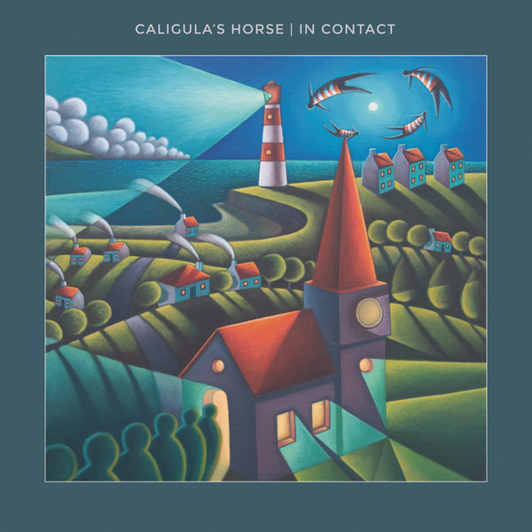 Caligula's Horse Caligula's Horse - In Contact (2 Lp+cd) hurts hurts surrender 2 lp cd