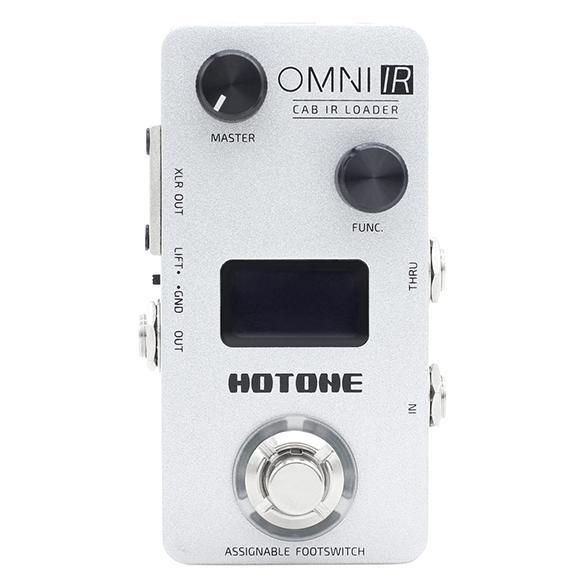 Педаль эффектов Hotone Omni IR