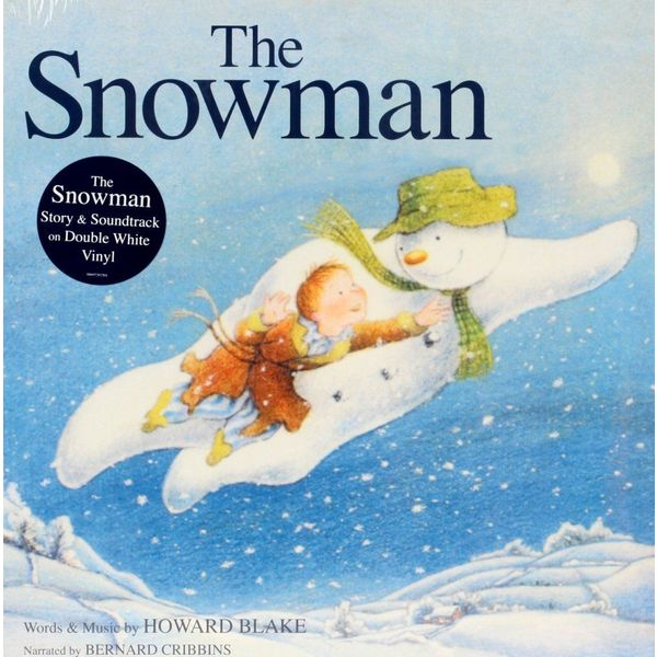 Howard Blake Howard Blake - The Snowman (2 LP) nesbo j the snowman