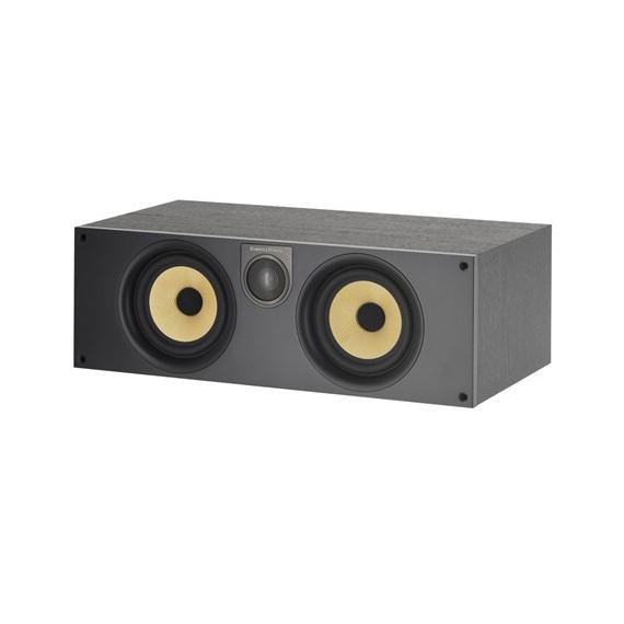 Центральный громкоговоритель B&W HTM62 S2 Black Ash акустика центрального канала heco music style center 2 piano white ash decor white