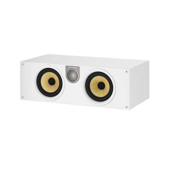 Центральный громкоговоритель B&W HTM62 S2 White акустика центрального канала morel octave signature center piano white