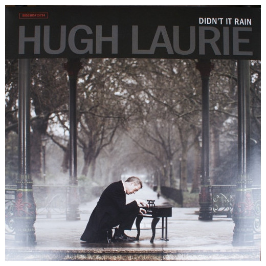 Hugh Laurie Hugh Laurie - Didn't It Rain (2 LP) cd hugh laurie let them talk