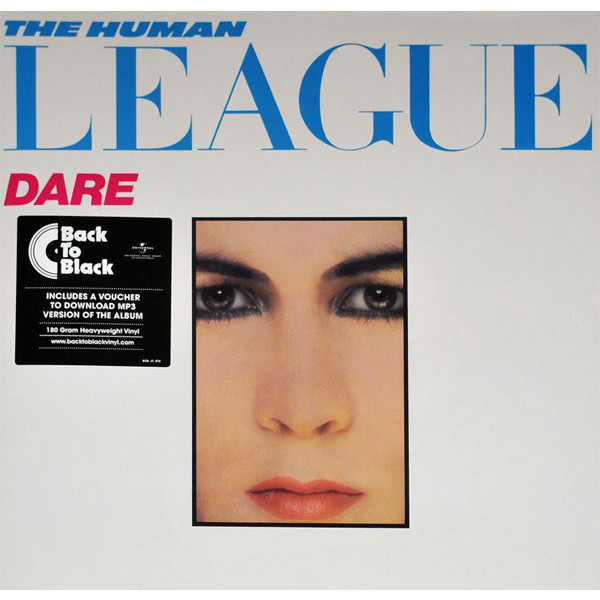 Картинка для Human League Human League - Dare!