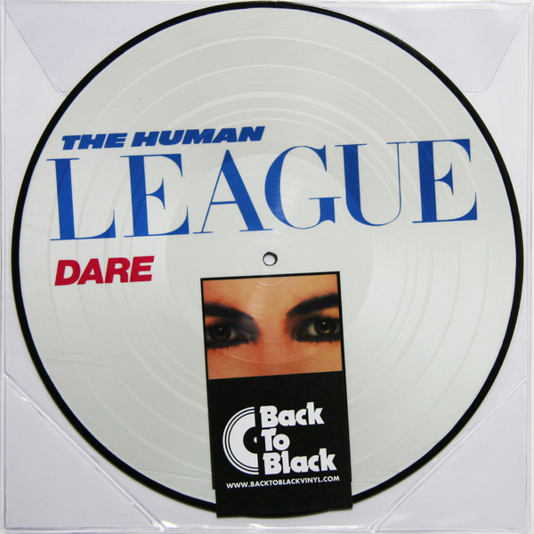 Human League Human League - Dare (picture LP)