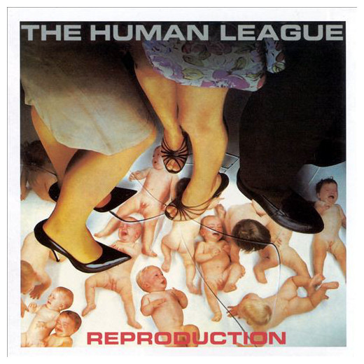 Human League Human League - Reproduction