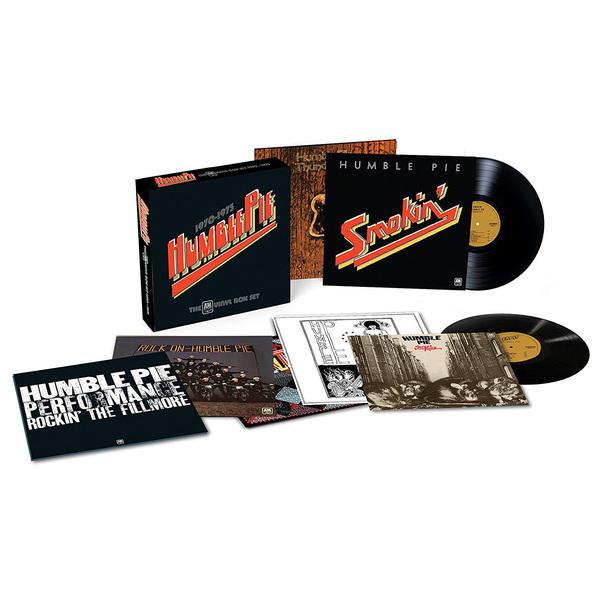 цена на Humble Pie Humble Pie - A m Years (9 LP)