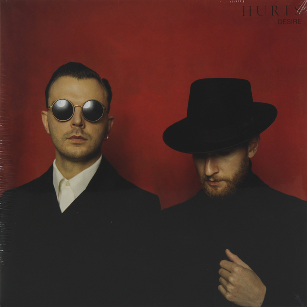 HURTS HURTS - Desire (lp+cd) hurts – happiness deluxe cd dvd