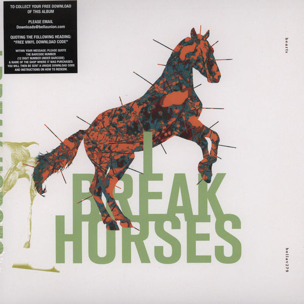 I Break Horses I Break Horses - Hearts головоломка break free освобождение