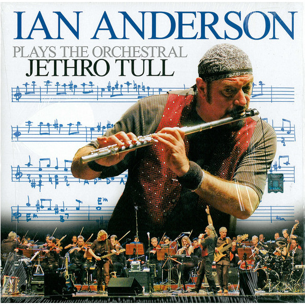 Ian Anderson Ian Anderson - Plays The Orchestral Jethro Tull jean anderson falling off the bone
