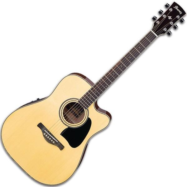 Гитара электроакустическая Ibanez AW70ECE-NT дредноут takamine ef341sc
