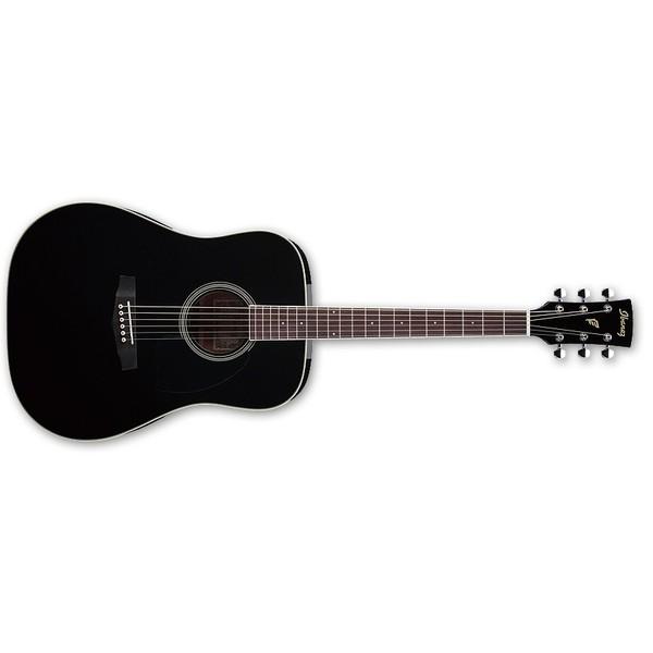 Акустическая гитара Ibanez PF15-BK электрогитара ibanez gsa60