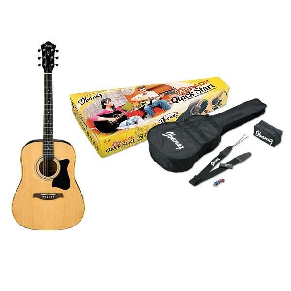 Акустическая гитара Ibanez V50NJP Natural