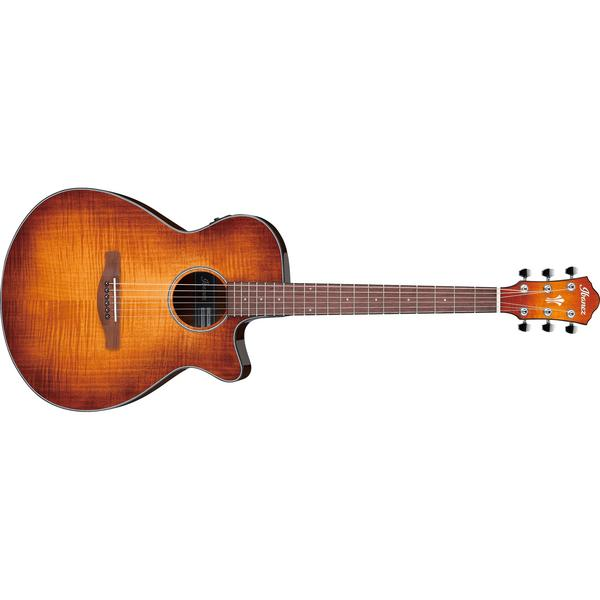 Гитара электроакустическая Ibanez AEG70-VVH