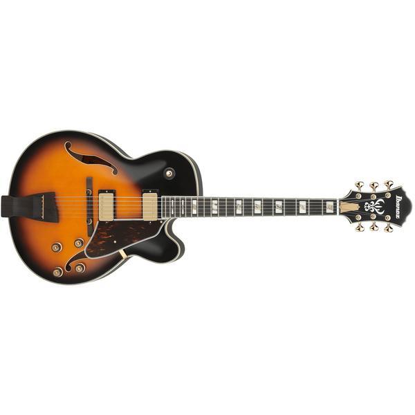 Гитара полуакустическая Ibanez AF2000-BS