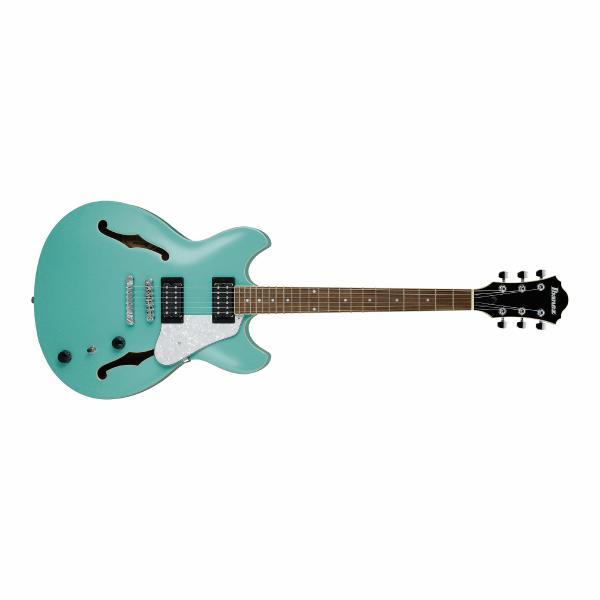Гитара полуакустическая Ibanez AS63 Sea Foam Green