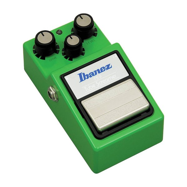 Педаль эффектов Ibanez Tube Screamer TS9 ibanez rgms7 bk