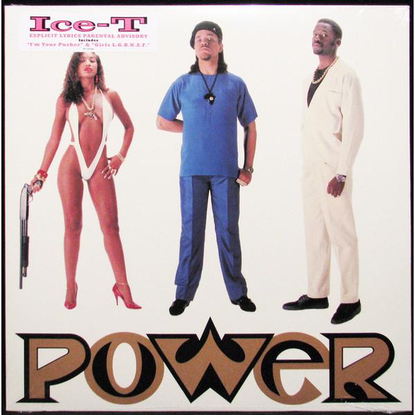 ICE-T ICE-T - Power