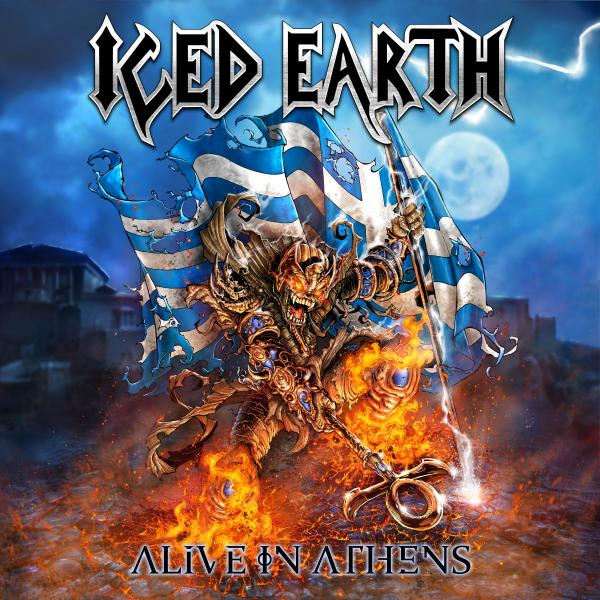 Iced Earth - Alive In Athens (20th Anniversary) (limited, 5 Lp, 180 Gr)