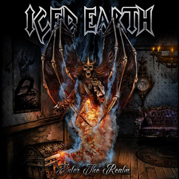 Iced Earth - Enter The Realm (limited, 180 Gr)