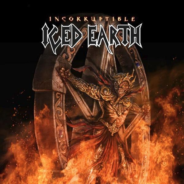 Iced Earth - Incorruptible (2 X 10 +cd)