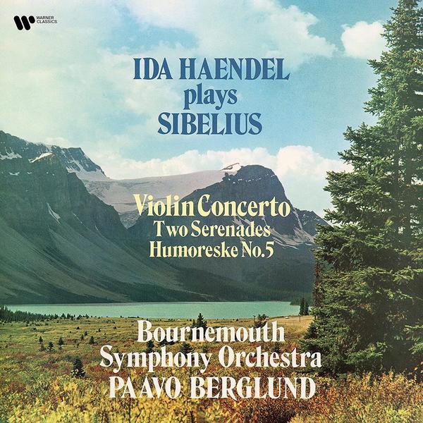 Фото - Sibelius SibeliusIda Haendel - : Violin Concerto, 2 Serenades, Humoreske No. 5 (180 Gr) sibelius sibelius symphony no 2