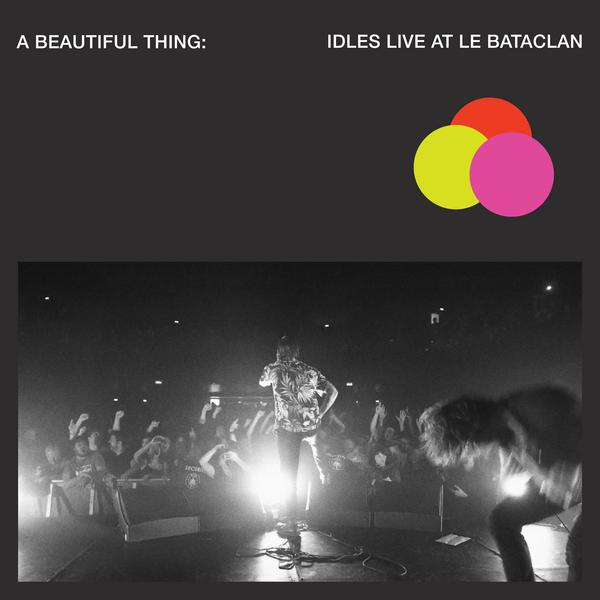 IDLES - A Beautiful Thing: Idles Live At Le Bataclan (limited, Pink Clear Neon, 2 LP)