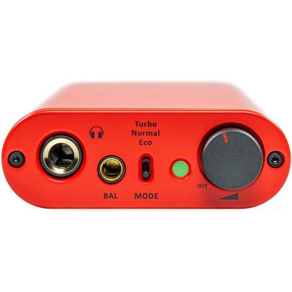 Внешний ЦАП iFi audio iDSD Diablo Red
