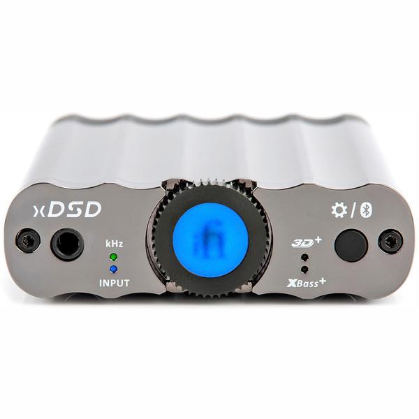 Усилитель для наушников iFi audio xDSD Silver