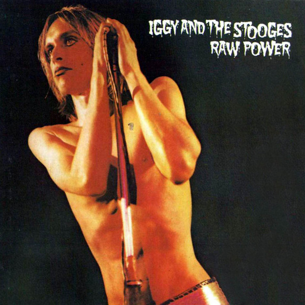 Iggy Pop PopIggy The Stooges - Raw Power (2 Lp, 180 Gr)